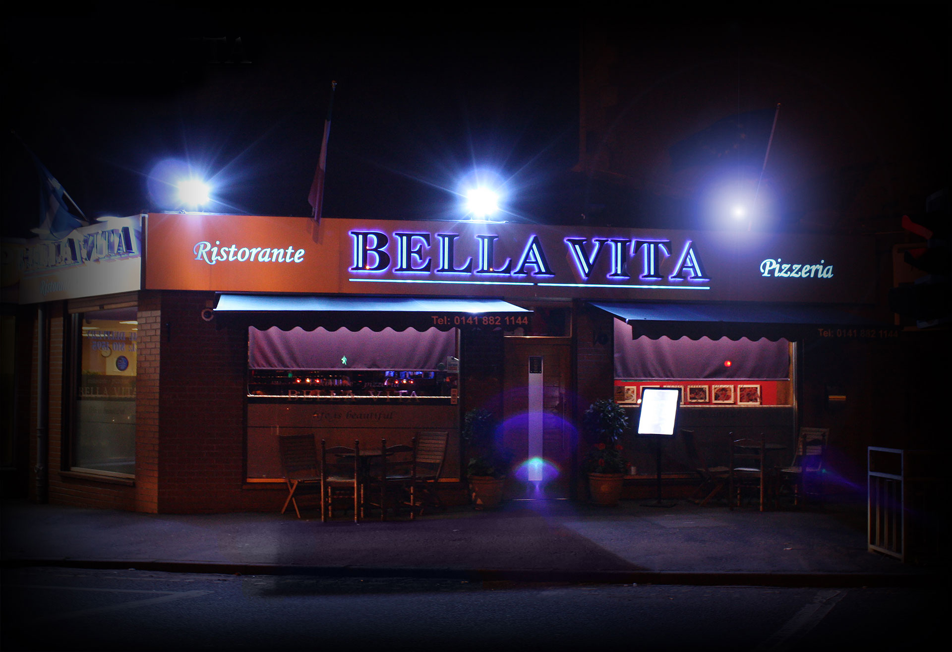 Welcome, to Bella Vita